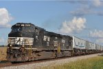 ns 9303 On NS 216 Westbound
