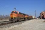 BNSF 7203 West
