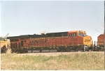 BNSF 5780 Second locomotive of consist