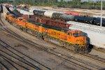 BNSF524, BNSF545, BNSF8589 and BNSF1429