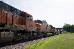 BNSF7135, BNSF4908, BNSF7588 and BNSF8111