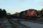 CN Empty Coal Train Northbound