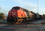 CN Empty Coal Train Northbound DPU