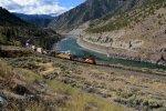 CN Intermodal East BCOL 4615