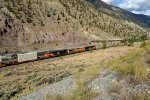 BCOL 4615 East/Rocky Mountaineer West