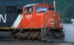 Canadian National 5621 E/B