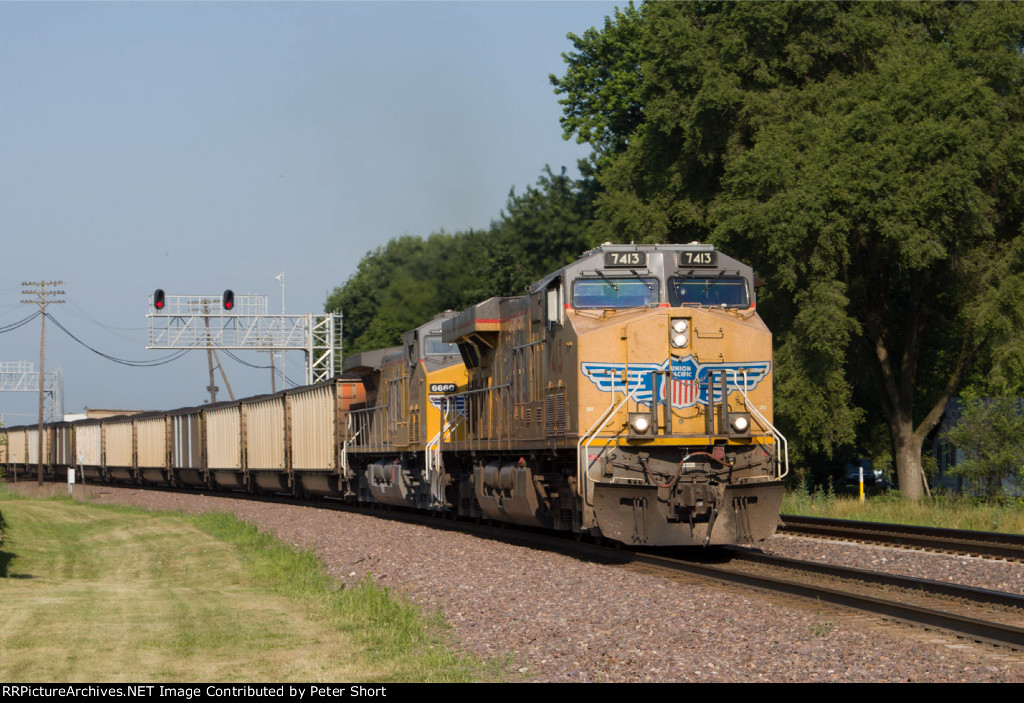 UP7413 and UP6660