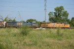 UP7840 and CSX5500