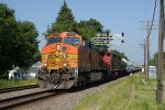 BNSF5516 and CN2454