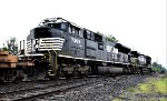 NS 7309 was a one time SD90MAC.