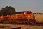 BNSF 4654 South ( Last Light )