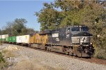 NS 9497 On NS 295 Eastbound