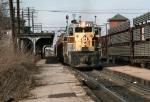 Erie-Lackawanna SDP45 #3648