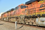 BNSF 8004 Roster.