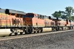 BNSF 7166 Roster.