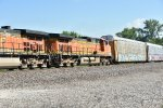 BNSF 4016 Roster.