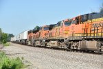 BNSF 4041 Roster.