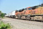 BNSF 6791 Roster.