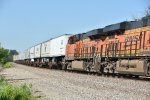 BNSF 6705 Roster.