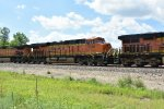 BNSF 7089 Roster.