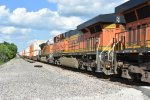 BNSF 7574 Roster.