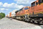 BNSF 6592 Roster.