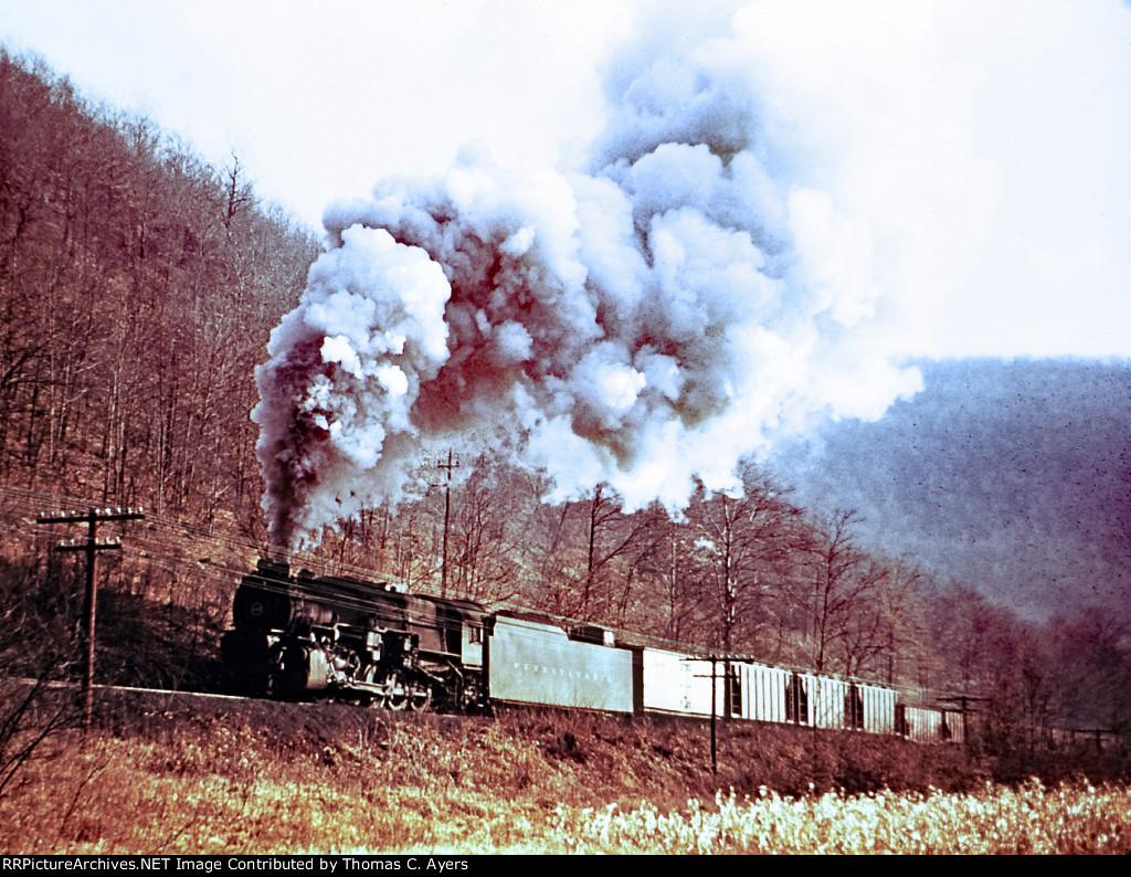 PRR 4625, I-1SA, c. 1955