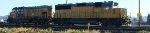 Switching Eugene Yard Geep 60 and GP15-1
