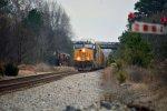 Q211 heading toward Greenwood