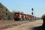BNSF 6906 West