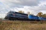 PGR 41 leads the hefty SB sand train