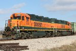 BNSF power for local both nee Frisco!!