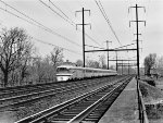 PRR 1000, Aerotrain, 1956