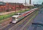 "PRR ""Aerotrain,"" 1956"