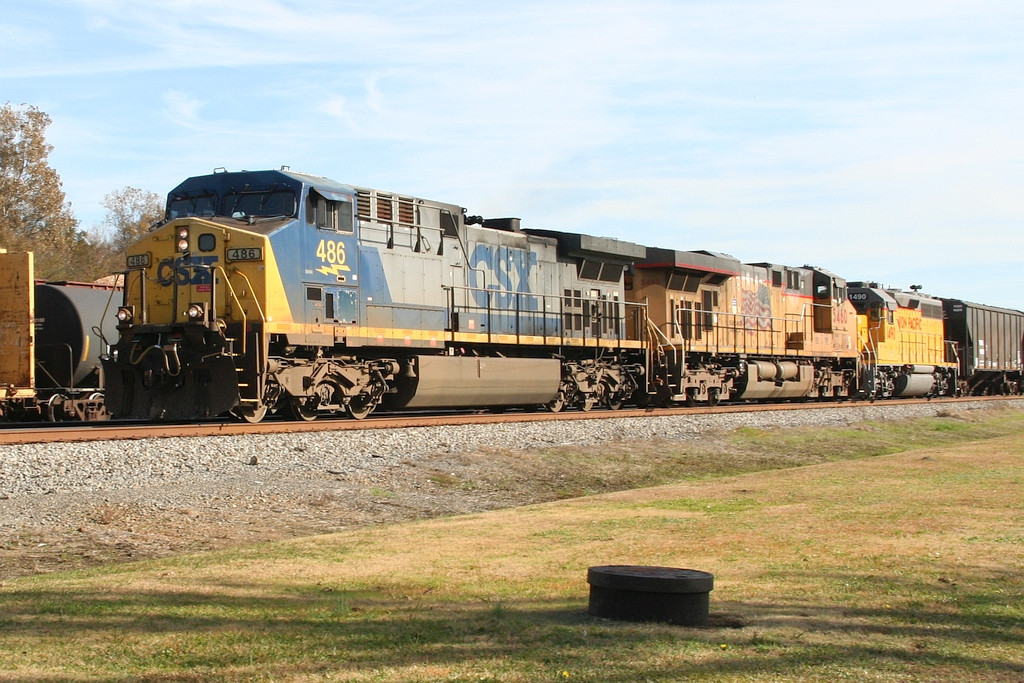 Power for NB freight