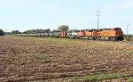 BNSF SB oil train
