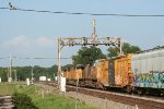 UP NB freight