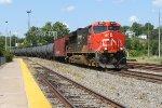 NB MT oil train from Louisiana