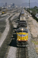 UP 4145 East