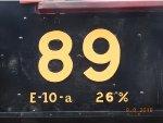 SRC 89 Cab