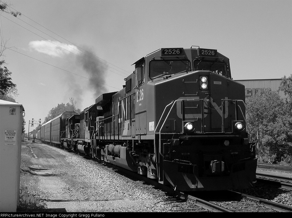 Extra CN 2526 East