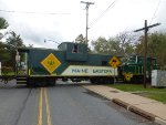 Maine Eastern caboose 5