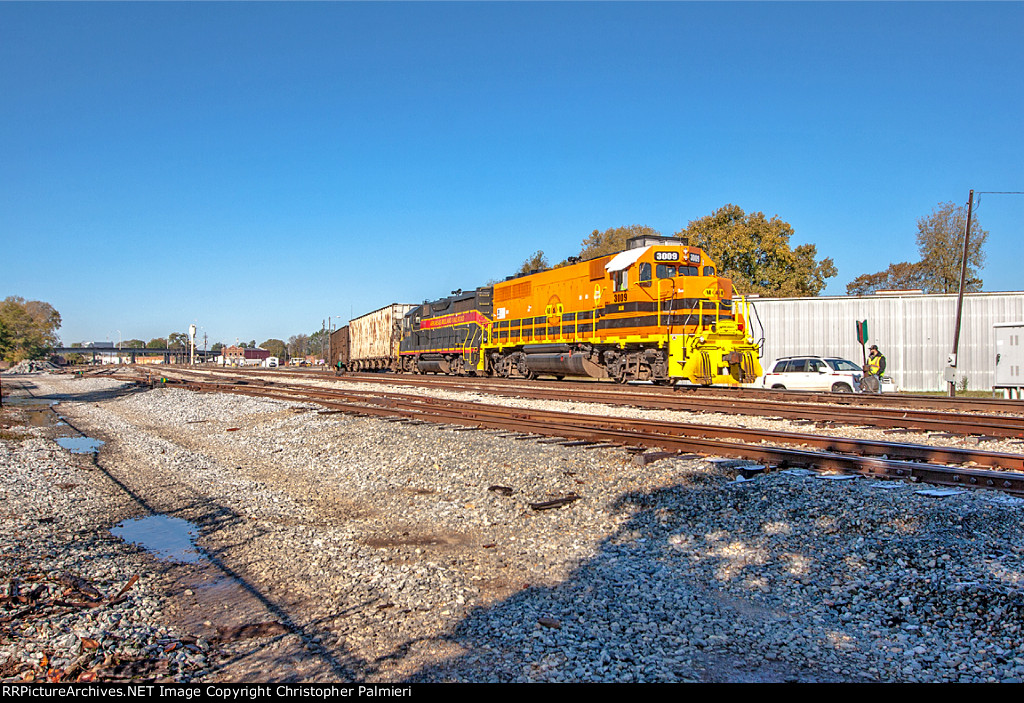 ALM 3009 and AKMD 2505 Deliver to the KCS