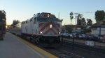 JPBX 911 leads Caltrain 278
