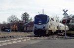 Amtrak 92 Running Late