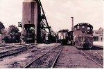 Various locomotives in Morris Park