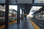 Cascades Train No. 501