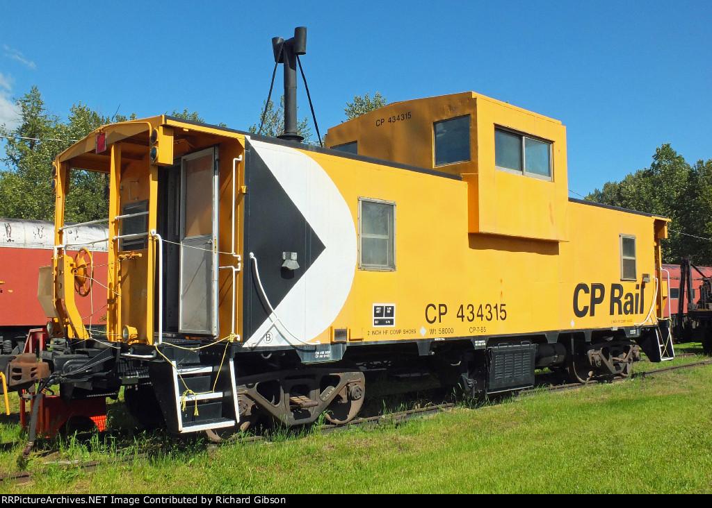 CP 434315 Caboose