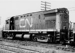 CN C424 3215 - Canadian National
