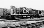 CN C424 #3225 - Canadian National